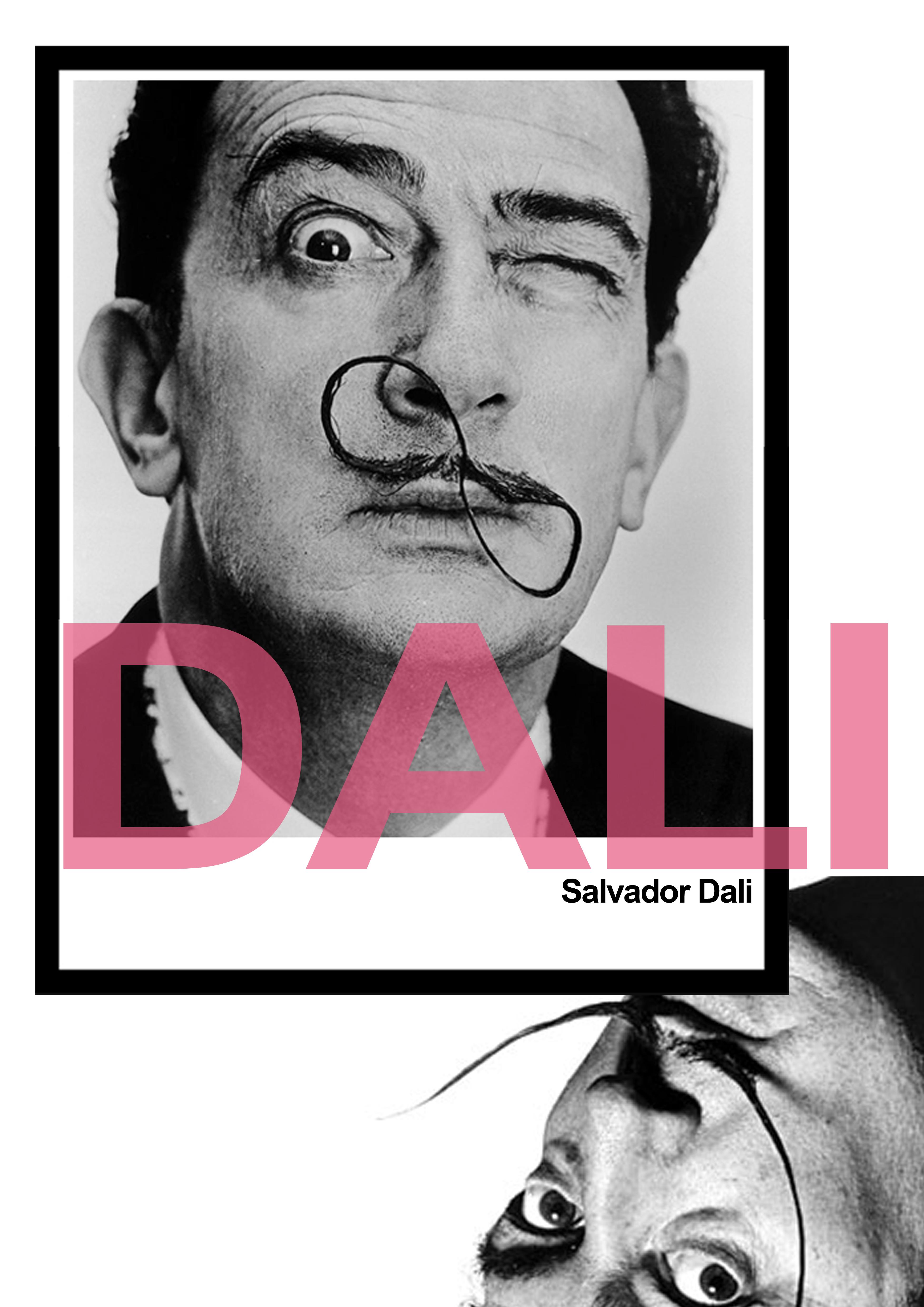 Plakat Salvadora Dalija